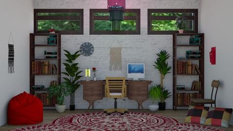 Boho Office - by Joanne Galle_680