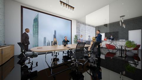 Mod Office  - Office - by Sanja S