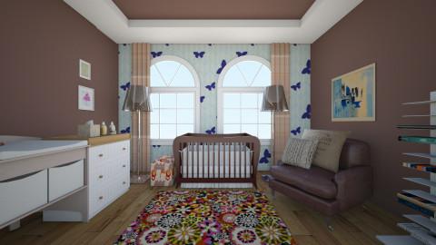 mara - Kids room - by marindekica22