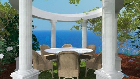 Take Me to Greece - Classic - Garden - by Baustin