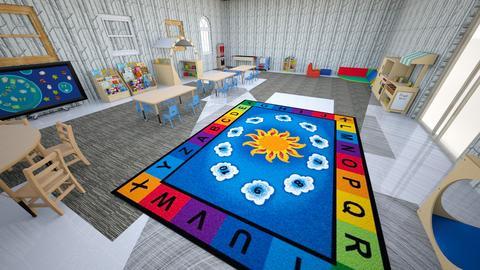 pre k - Kids room - by AWLBNYQNKGTKQRGBWHNDNEVPKKUJPUL