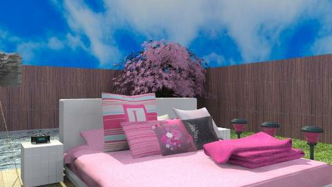 bedroom outdoors - Global - Garden - by lala229