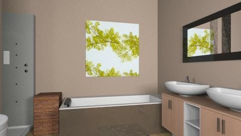 ensweet - Rustic - Bathroom - by user_7053925