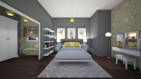 bedroom - Bedroom - by beckygoatcher