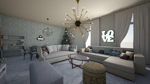 Template 2019 living room - by Vidhidesai