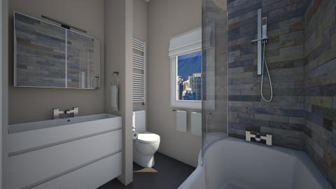 ConTraCountry - Bathroom - by Theadora