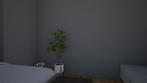 Green Thumb Chic - Minimal - Bedroom - by gigglegiggly