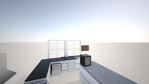 prototype1 - Kitchen - by chrispolonio2007
