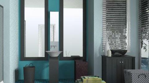 Merina - Eclectic - Bathroom - by SariJo