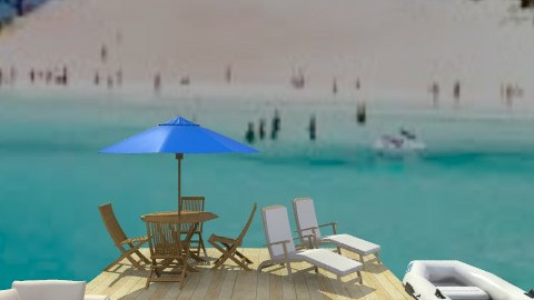 praia2 - Modern - Garden - by joao alberto
