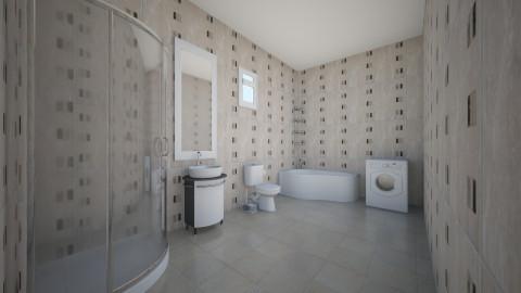Baie Mamba - Rustic - Bathroom - by Ionut Corbu