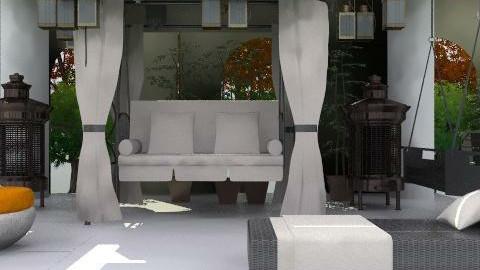 Jardin 1 - Eclectic - Garden - by minerva8a