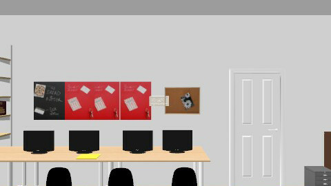 Office Now - Retro - Office - by JayHowells