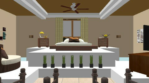 room - Modern - Bedroom - by Marcus little