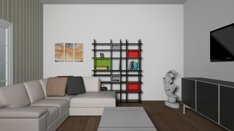 1 - Living room - by ivacolakovic