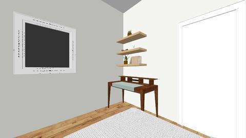 Slaapkamer - Classic - Bedroom - by anne2905