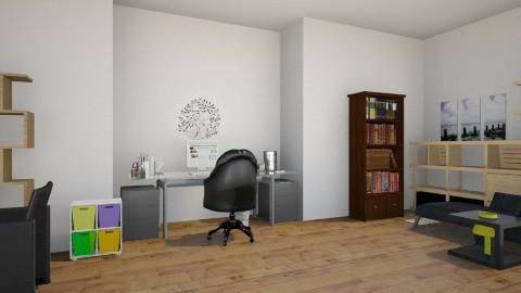 Escritorio - Office - by Gaby Santos_509