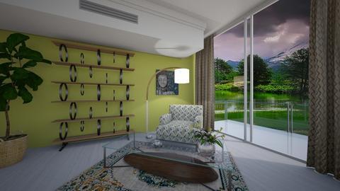 ZrP - Classic - Living room - by Saj Trinaest