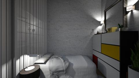 Casa366Bedroom - Feminine - Bedroom - by nickynunes