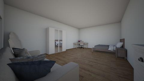 MyRoom_4 - Modern - Living room - by CarmenSC