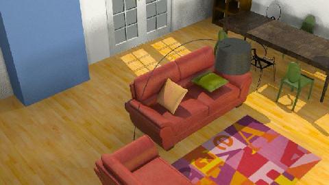 Room Mario - Dining Room - by mariozanolo