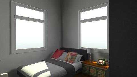 San Jose Utopica cuarto1 - Bedroom - by Arianis Gutirrez Vannucci
