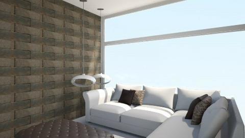 NY - Minimal - Living room - by Elvira  Elvira