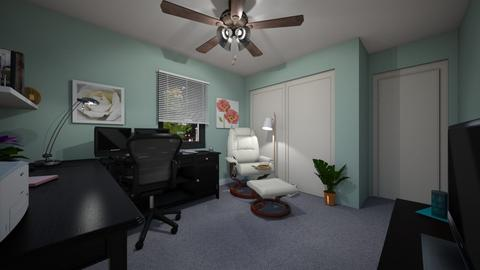 office in new house lV - Office - by sherryDN