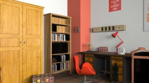 le fashione - Rustic - Office - by alepa