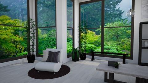 Coffee Living Room - Living room - by seasidepine