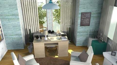 luxury office - Glamour - Office - by lkick