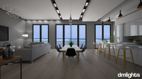 Hawaii apartment - by DMLights-user-1077741