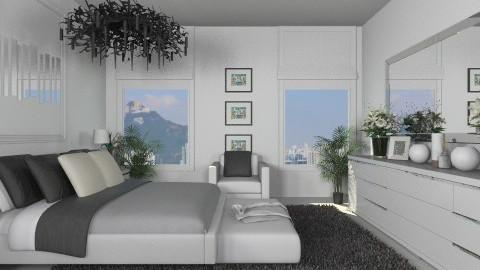 Livingroom010 - Modern - Living room - by Ivana J