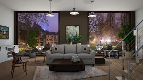 Julisa - Living room - by ZuzanaDesign