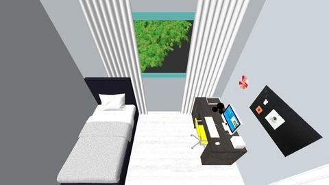 My Bedroom - Bedroom - by madelinehulshof20