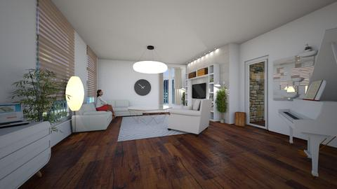 Template 2019 living room - by agilan