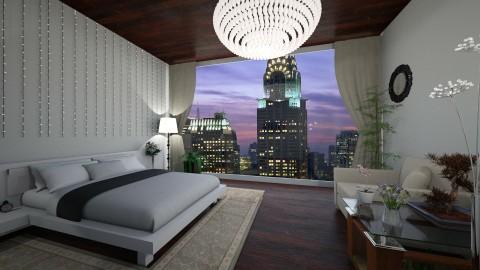 New York hotel - by Nikki18