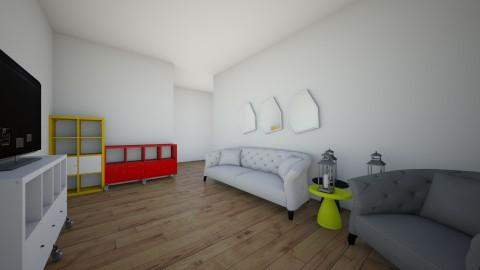 room - Living room - by HewoUnicorn