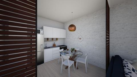 casa lu 2 - Modern - Living room - by Cristiane Lichotto