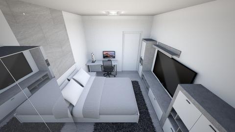haswan23 - Bedroom - by haswan23