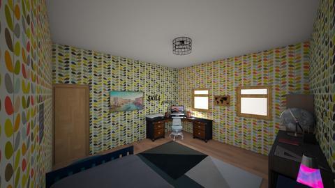 Droomkamer Abdoullah 2Aa - Bedroom - by Techniek SA