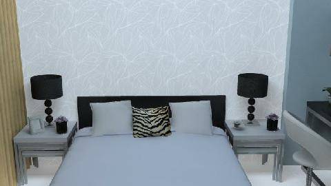 MY BEDROOM REMODEL 1 - Bedroom - by velazquezdesign