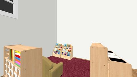 Child Development Daycare - Kids room - by JGQYYXRKZCBBAHLEUQDMYFYCJNRUELX