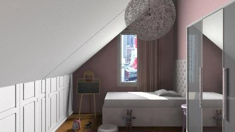 Pazsit gyerekszoba1 - Kids room - by Gubacsi Judit