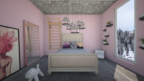 nn - Bedroom - by maddiee086