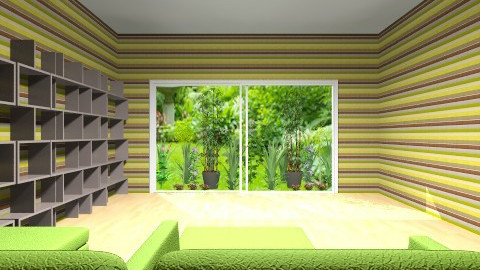 Porch Room - Modern - by cheerleaderabbey