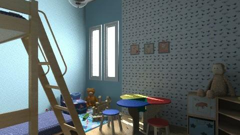 kids - Kids room - by JCjulia