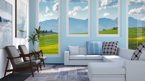 Summer Medley II - Modern - Living room - by millerfam