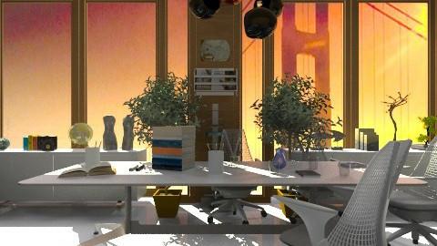 Board Room - Modern - Office - by Luisy