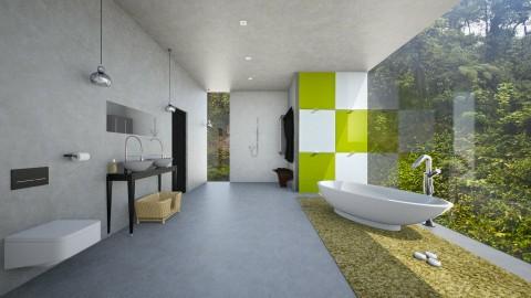 ggd - Modern - Bathroom - by sometimes i am here